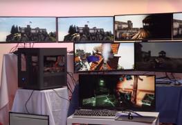 بالفيديو تجميعة بملبغ 30 ألف دولار 7 لاعبين على كمبيوتر بمعالج واحد