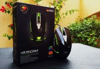 00-Couger 450M Black Edition Gaming Mouse Second Cover