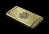 هاتف iPhone 6s بالذهب من عيار 24 قيراط