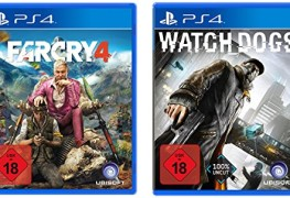 إشاعة ترقبوا لعبتى Far cry 5 & Watch Dogs 2 بمعرض E3