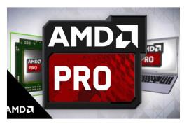تعزيز سوق الاجهزة المحمولة مع معالجات AMD PRO A-Series