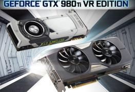 بطاقة EVGA GTX 980 Ti VR EDITION