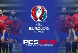 إضافة كأس الأمم الأوروبية Euro 2016 قادمة للعبة PES 2016