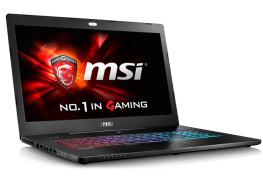 الجهاز المحمول MSI GS72 Stealth Pro