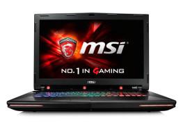 الجهاز المحمول MSI GT72S Dominator Pro G Tobii