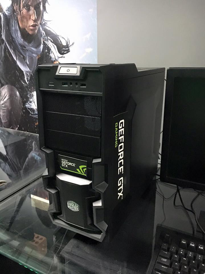 Nvidia Event Cases