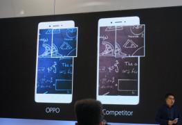 تقنية المستشعر الذكي للصور من Oppo