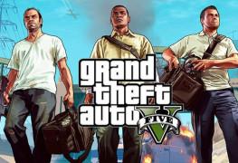 لعبة GTA V