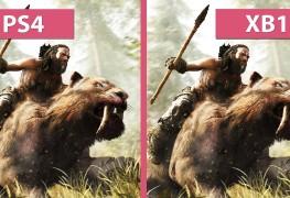 بالفيديو مقارنة لرسوميات Far Cry Primal على PS4 & Xbox One