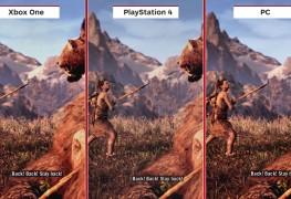 مقارنة لرسوميات Far Cry Primal على PS4 & Xbox One & PC
