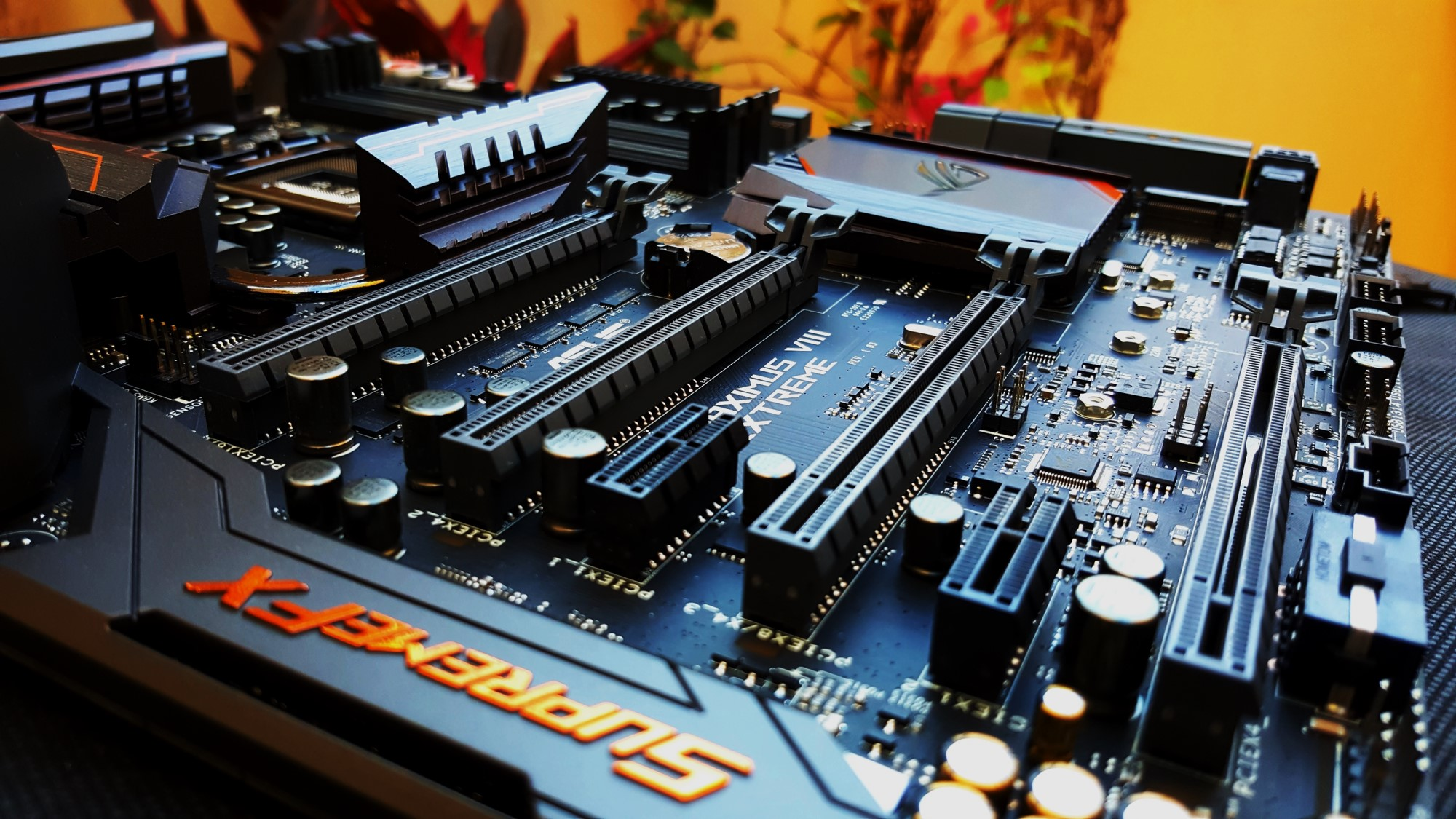 21-Asus Z170 Maximus VIII Extreme Assembly