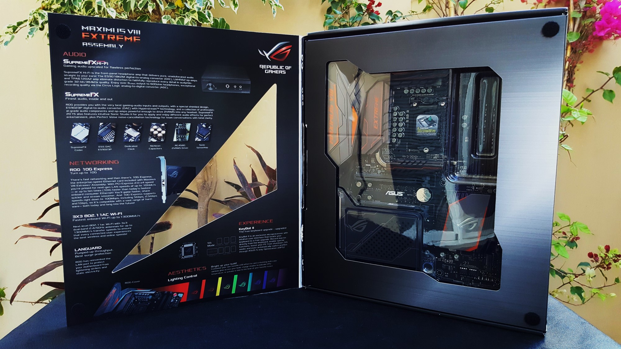 3-Asus Z170 Maximus VIII Extreme Assembly
