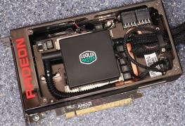بطاقة AMD R9 Fury X2
