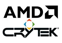 شراكة بين AMD و Crytek