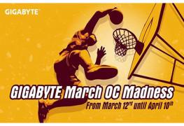 منافسة Z170 March OC Madness من جيجابايت