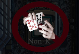 كسر السرعة معالجات Intel-Skylake-Non-K مع لوحات ASRock