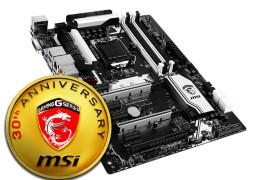 اللوحة الأم MSI Z170A Krait Gaming 3X