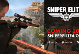 أول عرض لعب مطول لمدة 7 دقائق للعبة القنص Sniper Elite 4