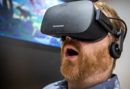 نظارة Oculus أفضل من PS VR