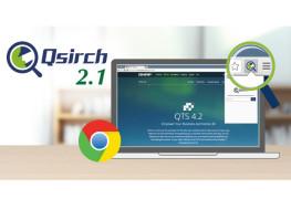 تطبيق QNAP Qsirch 2.1