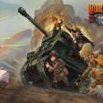 لعبة World War Toons