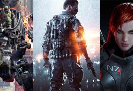 مواعيد إطلاق ألعاب Mass Effect & Battlefield 5 & Titanfall 2
