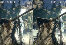 مقارنة بالفيديو للعبة Rise of the Tomb Raider بين DX 11 & DX 12