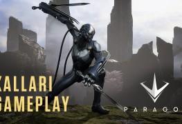 شاهد أول عرض لعب لشخصية الأساسن بلعبة Paragon