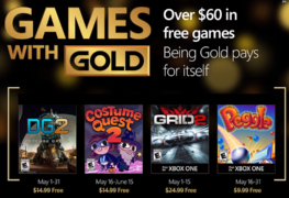 الألعاب المجانية لمشتركي خدمة Xbox Live Gold لشهر مايو 2016