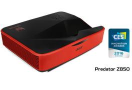 بروجكتر Acer Predator Z850