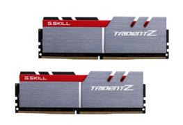 ذاكرة GSkill Trident Z DDR4
