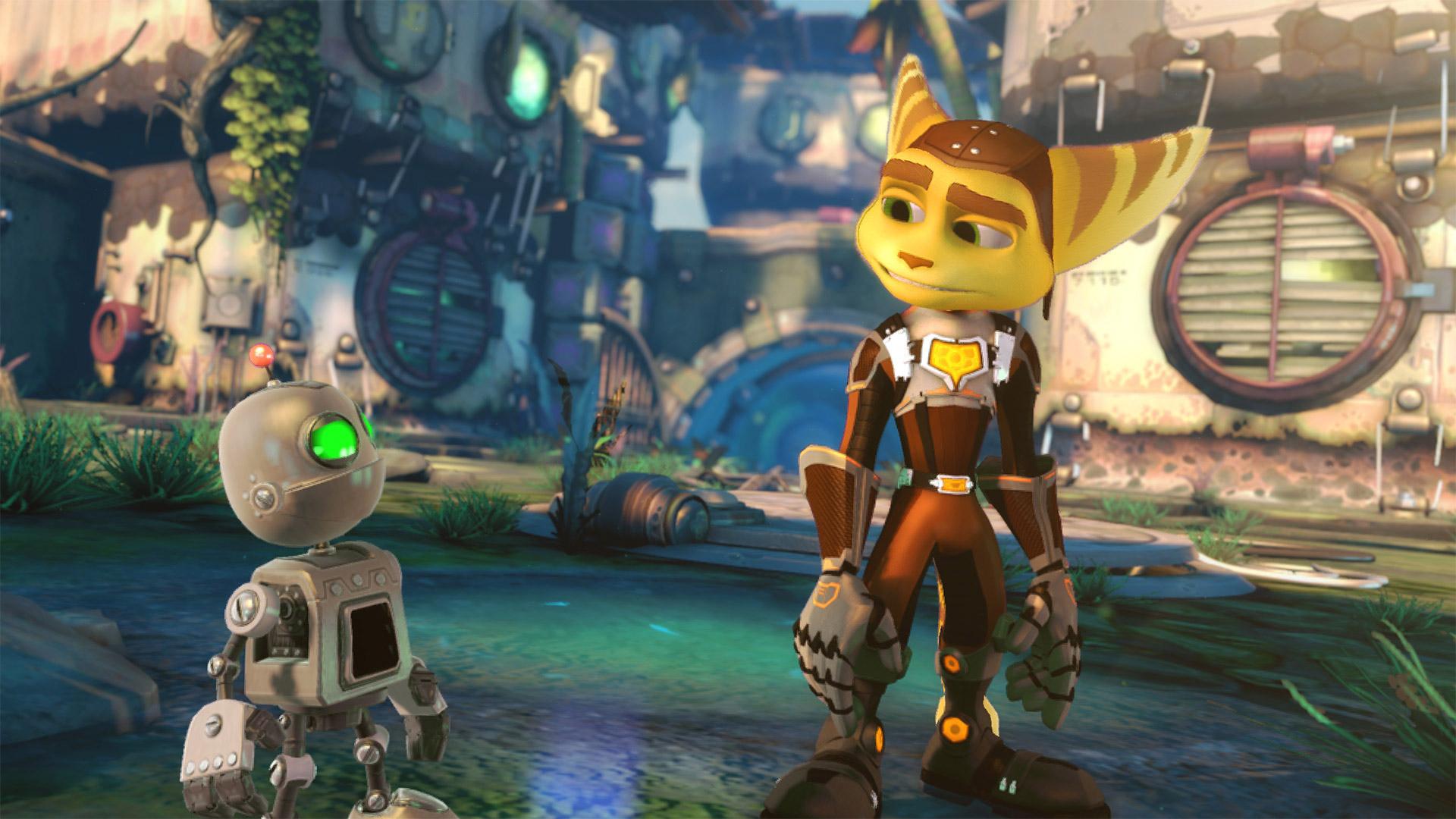 لعبة Ratchet & Clank تحتل صدارة أفضل 10 ألعاب مبيعياً ببريطانيا
