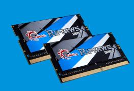 ذاكرة G.SKILL Ripjaws DDR4-3000MHz