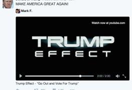 EA تحذف فيديو الدعاية الإنتخابية لترامب لإقتباسه لعبة Mass Effect