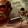 وأخيراً بشرى سارة لعبة Attack on Titan قادمة لمنصة PC