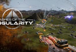 لعشاق ألعاب Red Alert لنتعرف على لعبة Ashes OF The Singularity