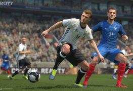 الإعلان عن لعبة كرة القدم PES 2017 وإليكم أولى الصور والمعلومات