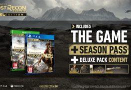 إليكم محتويات النسخ الخاصة للعبة Ghost Recon Wildlands وعرض جديد