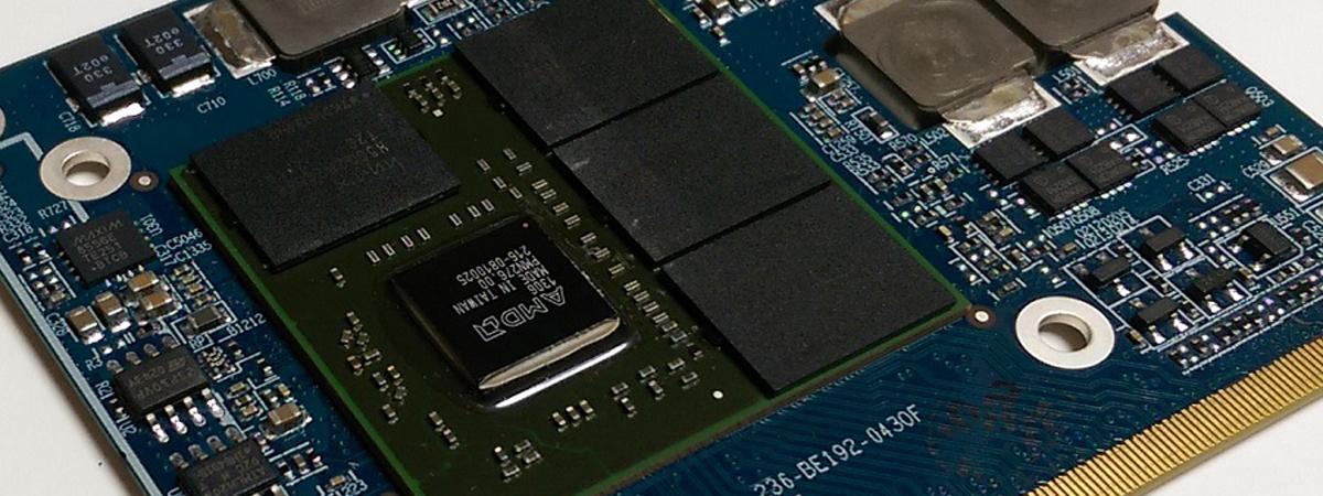 معالج رسومي من AMD