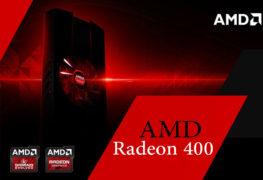 بطاقات معمارية AMD Polaris
