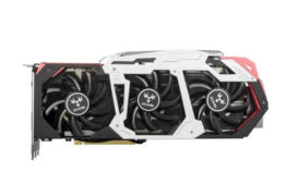 بطاقة GTX 980 Ti iGame KUDAN من Colorful