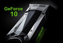 بطاقات الجيل الجديد انفيديا GeForce 10
