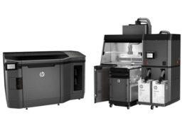 الطابعة ثلاثية الأبعاد Jet Fusion 3D من HP