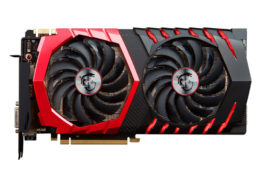 بطاقة MSI GeForce GTX 1080 GAMING X 8G-04