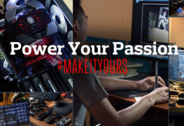 Cooler Master تدشن حملة 'Power Your Passion'