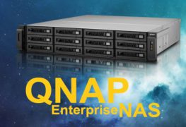 وحدات تخزين شبكي QNAP Enterprise