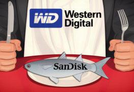 Western Digital تستحوذ على SanDisk