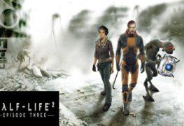 الحلقة الثالثة للعبة Half Life 2 تتم عشر سنوات منذ الإعلان عنها
