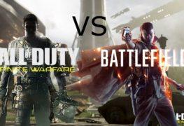 هل تهدد Battlefield 1 عرش لعبة Call of Duty الجديدة لهذا العام ؟