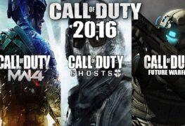 تغييرات جذرية بلعبة Call of Duty 2016 وموعد الكشف الرسمي عنها